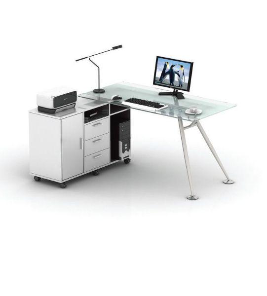 שולחן מחשב מיטל