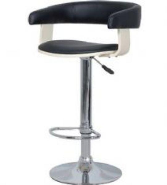 כסא בר דגם קקאו