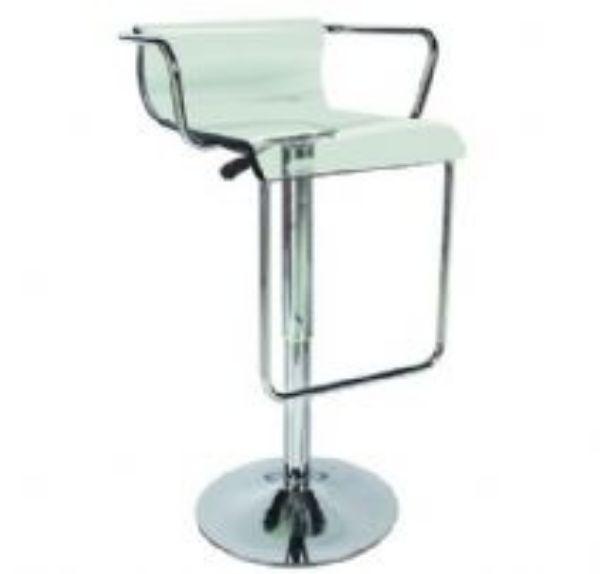 כיסא בר מאקריל עם הדום 1078