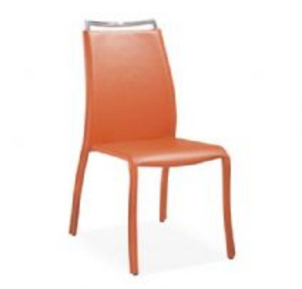 כסא קפיטריה עור 394