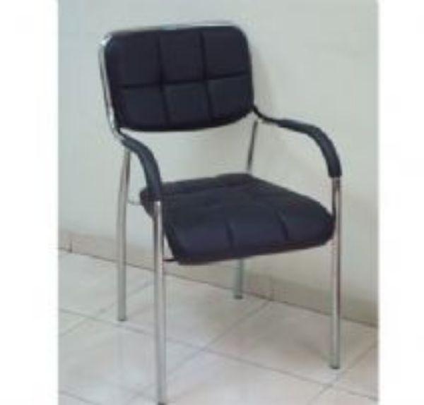 כסא אורח נעמה ריפוד עבה