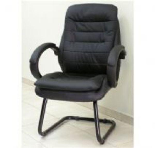 כסא אורח לירון שחור