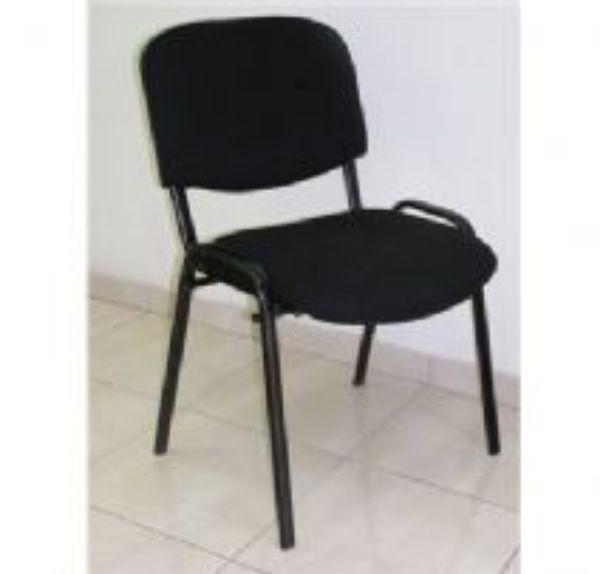 כסא אורח ויזי מרופד