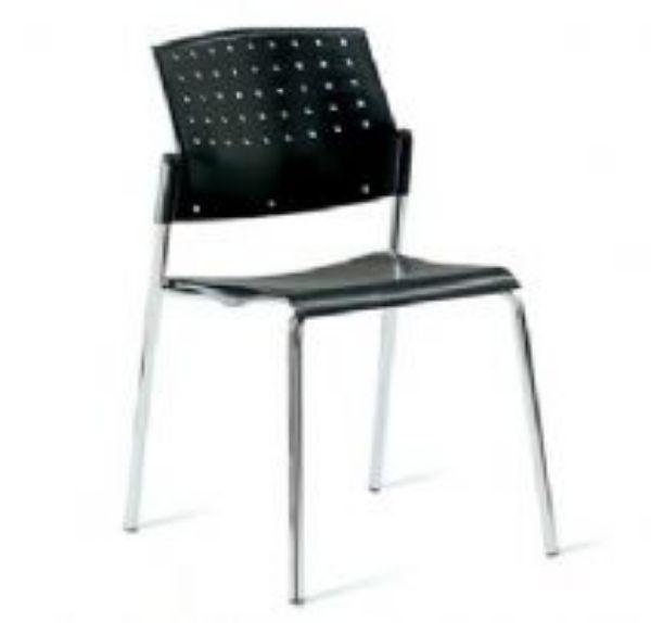 כסא אורח גולף מושב פלסטיק