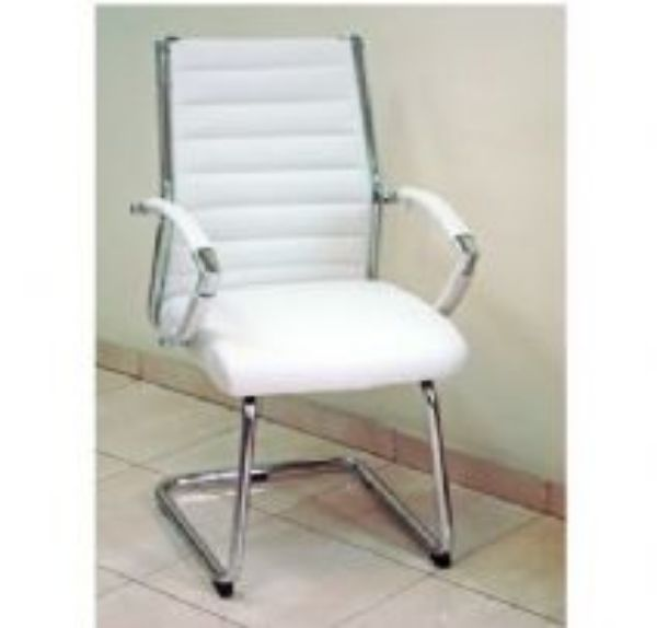 כסא אורח שי לבן