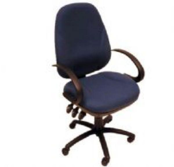 כסא מזכירה גל סינכרוני