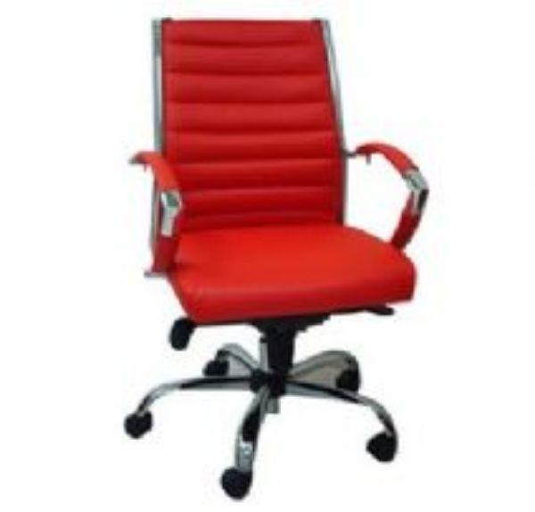 כסא מנהלים שי בינוני אדום