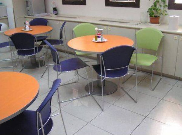 שולחן קפיטריה 16-387
