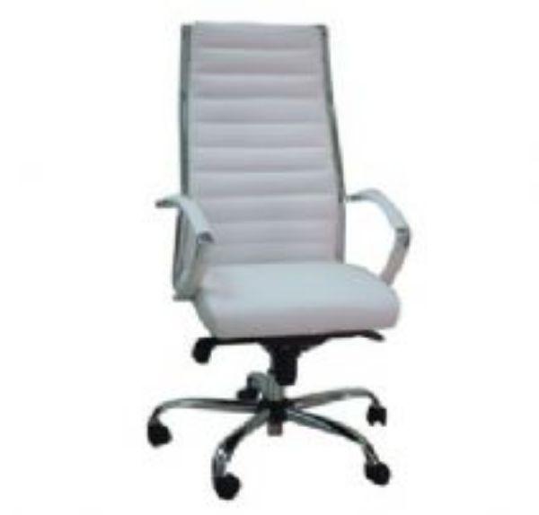 כסא מנהלים שי גבוה קרם