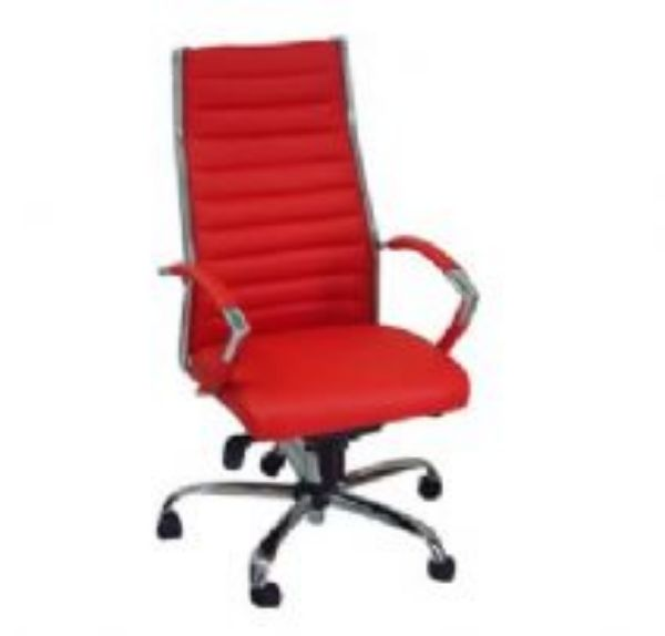 כסא מנהלים שי גבוה אדום