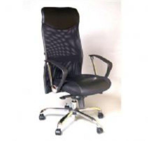 כסא מנהלים בר מנגנון סינכרוני