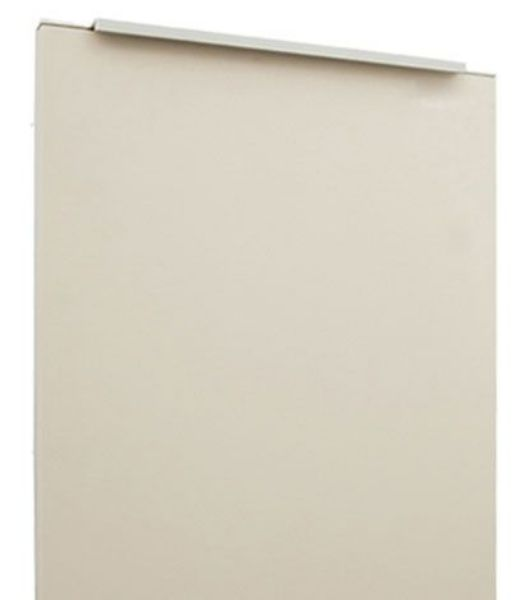 דלתות בחיפוי פולימר חלק דגם גליל-669