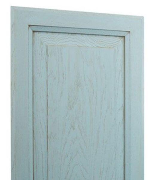 דלתות דגם עץ מלא צביעה עתיקה-681