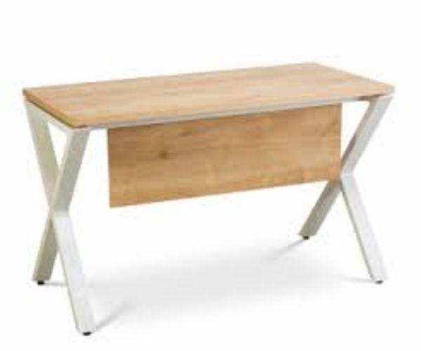 שולחן מזכירה רגלי איקס